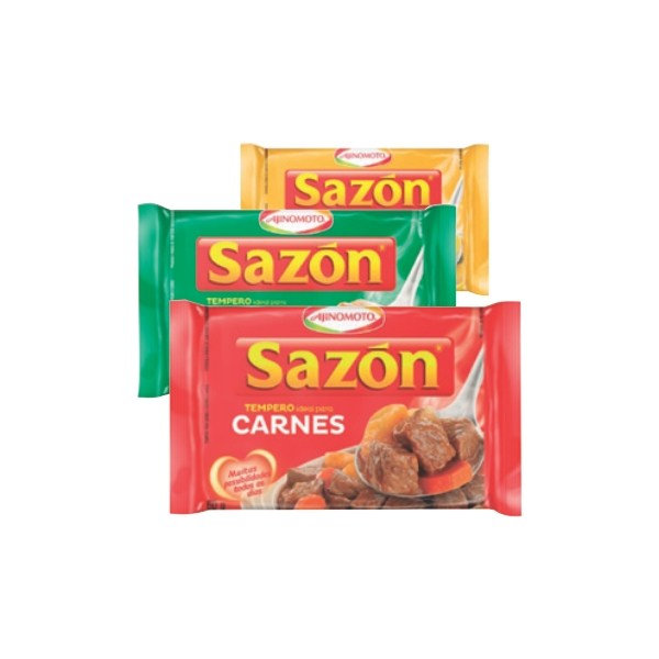 tempero-sazon-60g